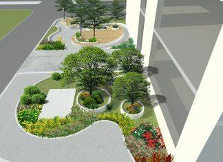 thiết kế cảnh quan đô thị