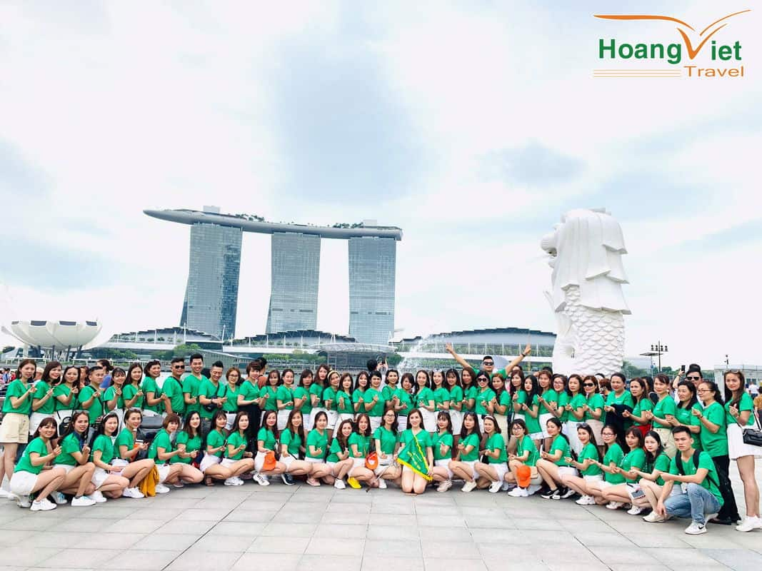 Tour Singapore uy tín