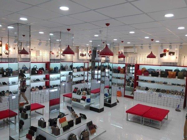 Cửa hàng giày sandal nữ