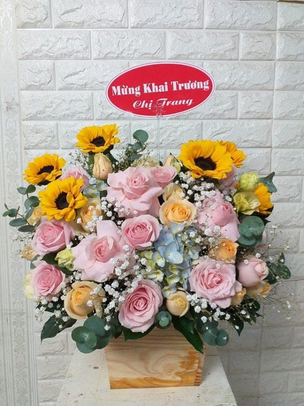 shop hoa tươi MrHoa Đà Nẵng
