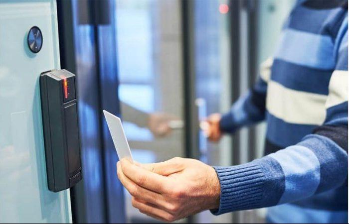 thẻ từ thang máy