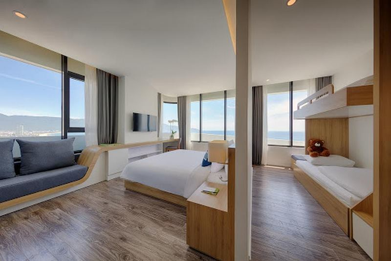 top khách sạn Đà Nẵng gần biển