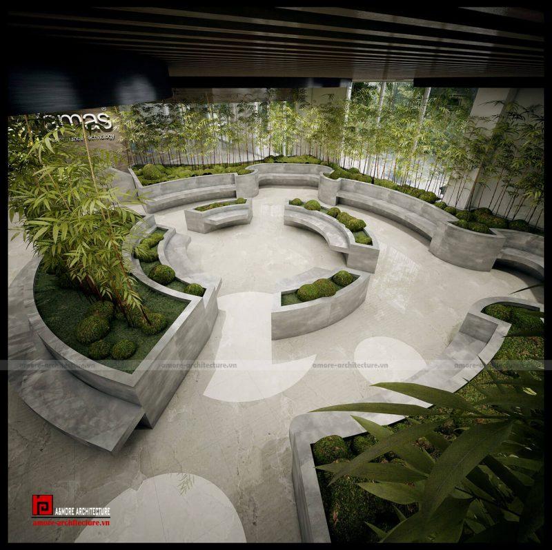 công ty thiết kế văn phòng tại hà nội