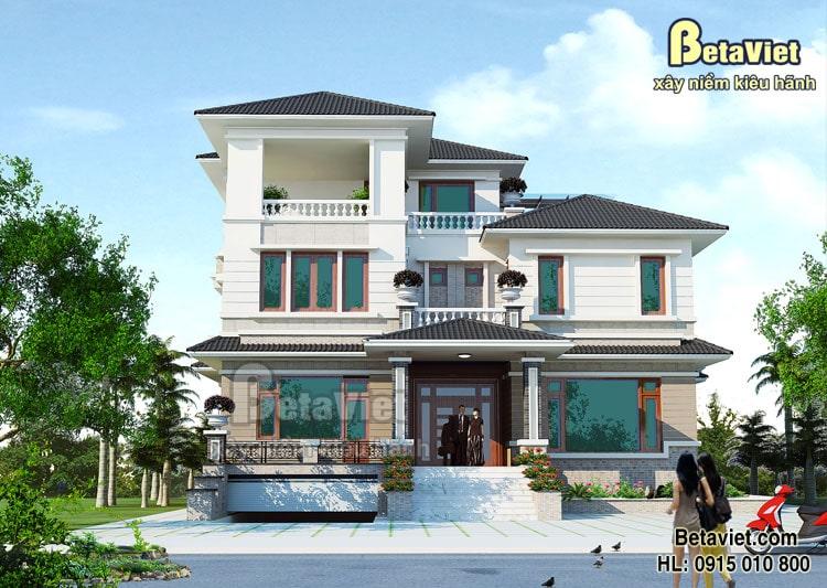 thiết kế nội thất chung cư phong cách cổ điển