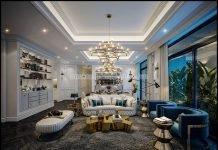 thiết kế nội thất chung cư trọn gói
