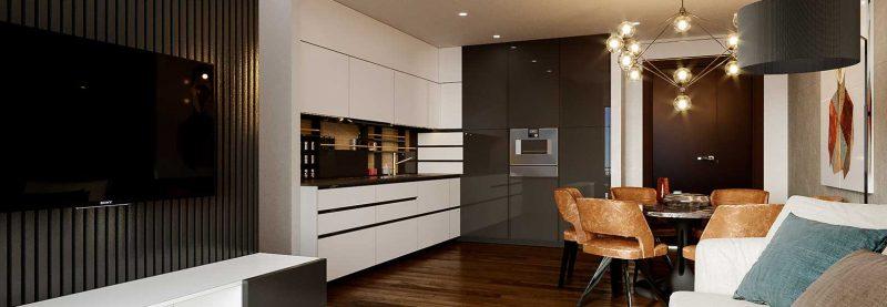gói thiết kế nội thất chung cư