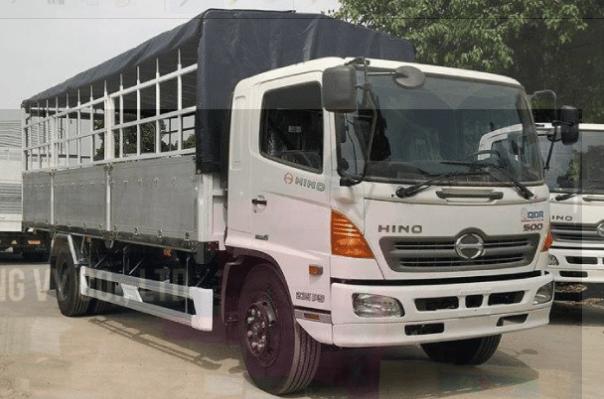 xe tải Trọng Tấn