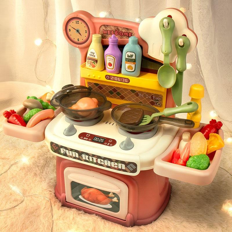 Đồ chơi trẻ em căn bếp mini