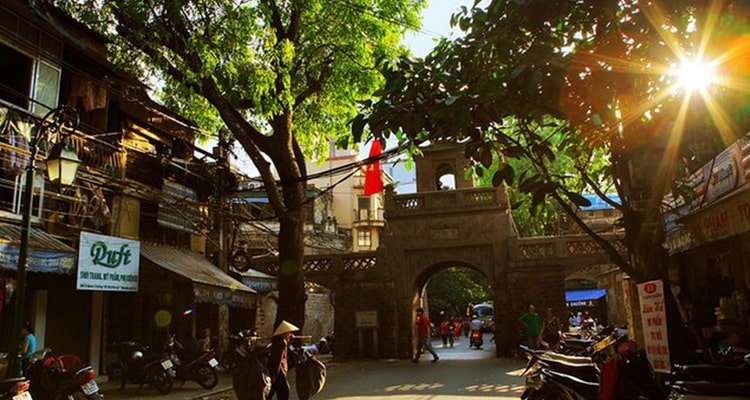 địa điểm phải ghé khi đến Hà Nội
