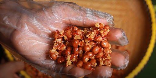 Đậu phộng tỏi ớt Đà Nẵng