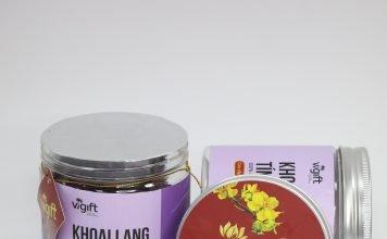 khoai lang tím sấy giòn Đà Nẵng