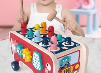 Đồ chơi cho bé từ 3-6 tuổi