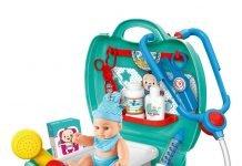 Bộ đồ chơi vali dụng cụ khám bệnh