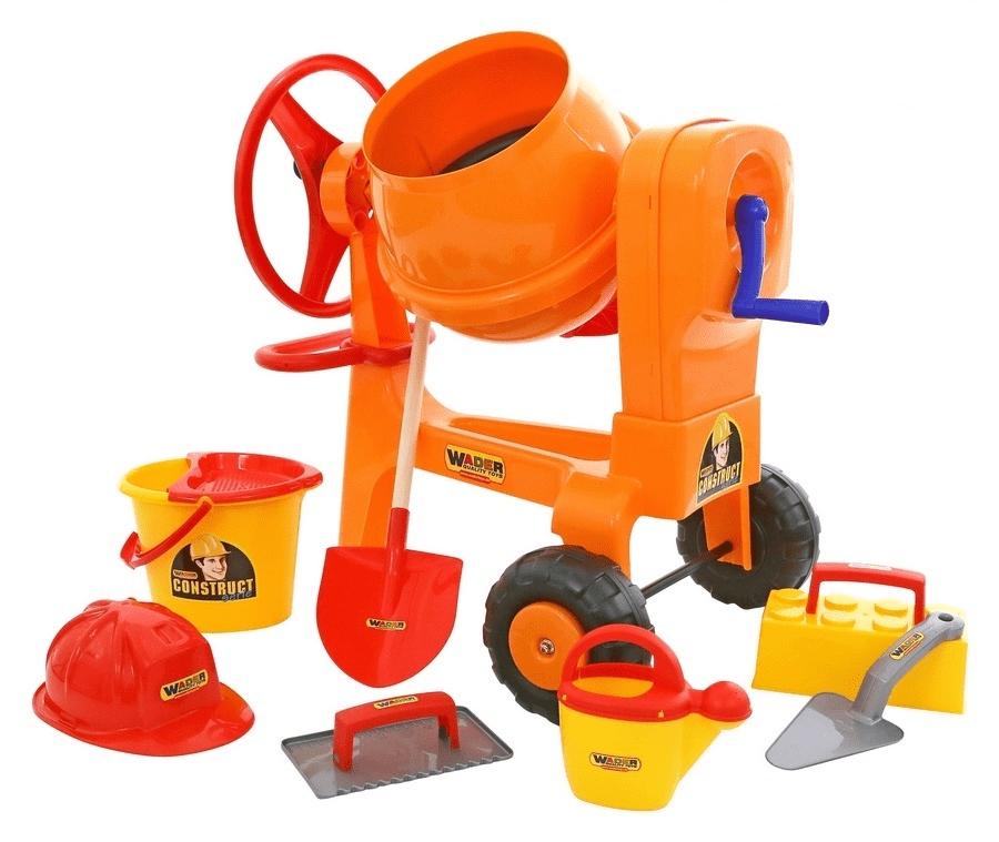 Bộ đồ chơi dụng cụ xây dựng Số 7