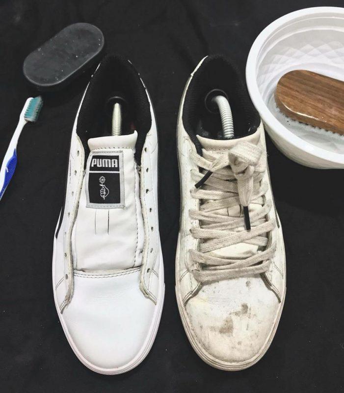Saikou Sneaker Spa