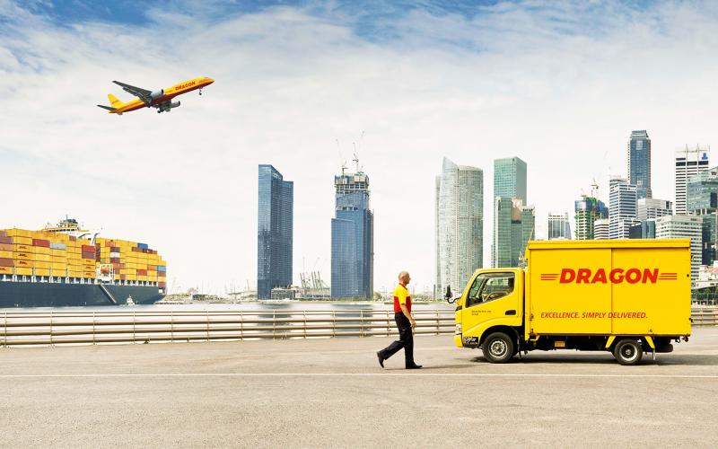 Phương thức vận chuyển hàng qua Mỹ tại Dragon Express