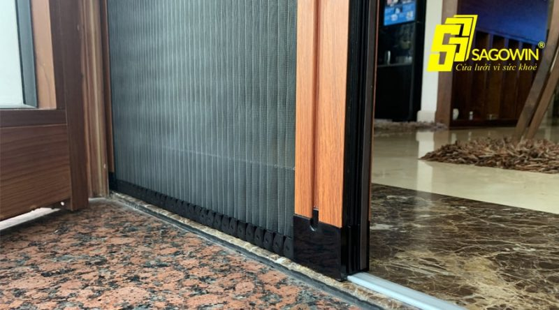 Cửa lưới chống muỗi Sagowin