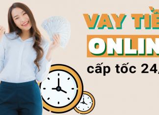 Vay tiền cấp tốc online chỉ cần CMND