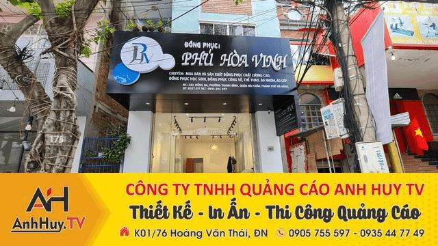 Công Ty Quảng Cáo Anh Huy TV