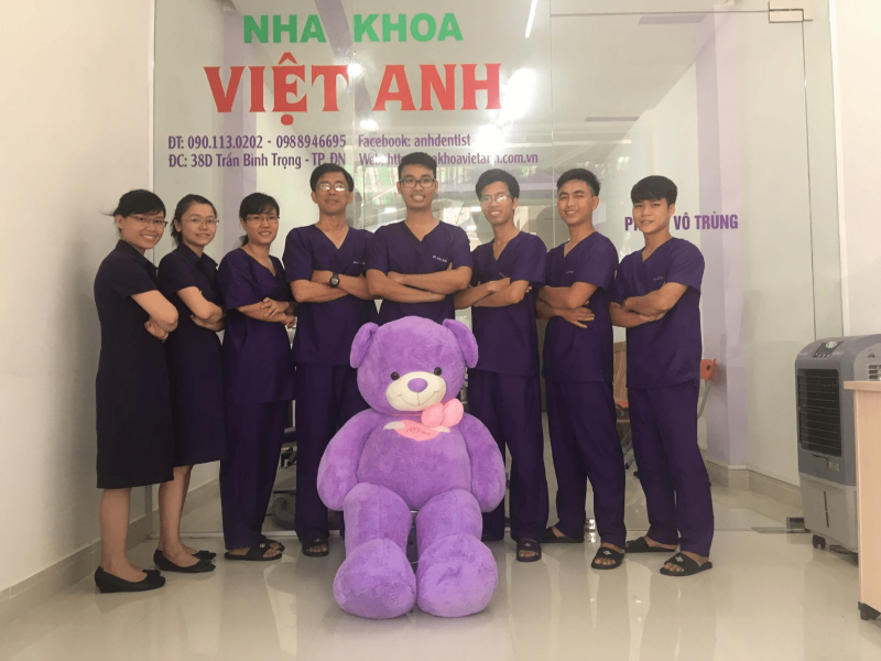 Nha khoa Việt Anh