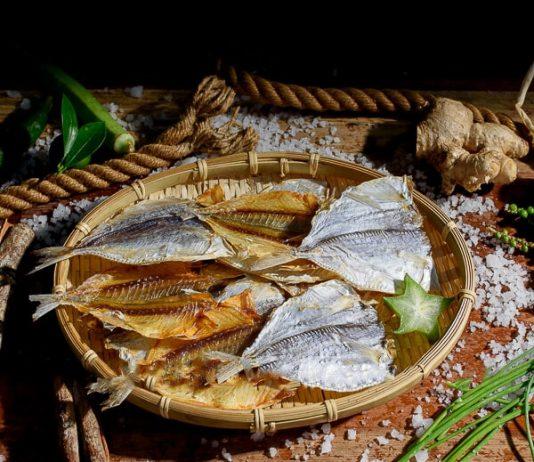 mua cá chỉ vàng ở Hà Nội
