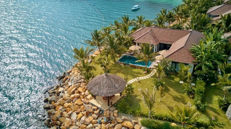 resort ở Nha Trang