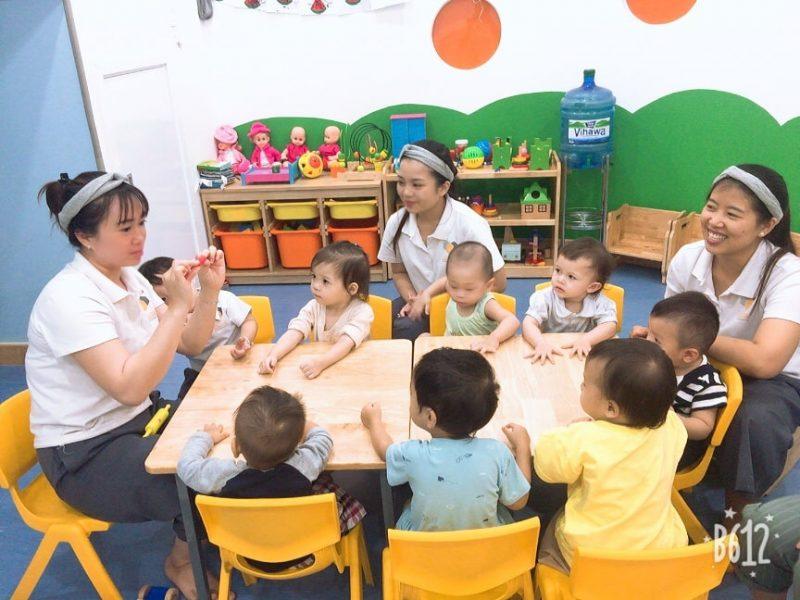 Trường Bé Hạnh Phúc