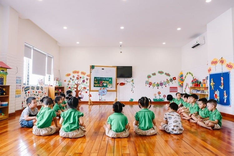 trường mầm non Đà Nẵng